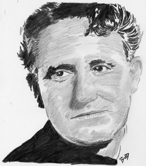 Spencer Tracy by bigbudmeg